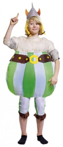 Costume gonflable ''Viking'' pour enfant