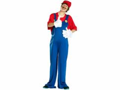 Costume ''Super Plombier'' pour adultes
