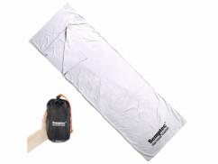 Drap pour sac de couchage en microfibre