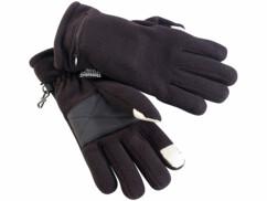 Gants chauffants pour écrans tactiles - Taille S