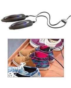 Mini sèche & chauffe-chaussures avec lampe UV Infactory
