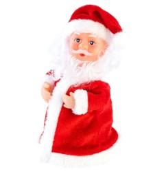 Père Noël chantant et dansant ''Rocking Santa'' 16 cm