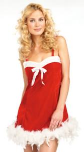 Robe de Noël ''Sexy Santa'' taille XL