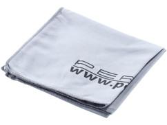 Serviette de bain microfibre 80 X 40 cm - gris