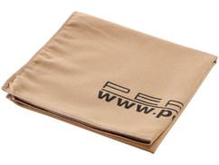Serviette de bain microfibre 80 X 40 cm marron