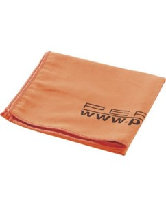 Serviette de bain microfibre 80 X 40 cm orange