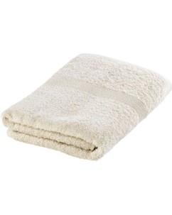 Serviette-éponge en coton 50 X 100 cm blanc