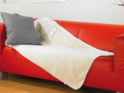 Surmatelas électrique chauffant pour lit simple