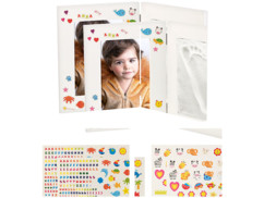 Lot de 2 cadres photo petits par Your Design.