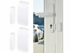 2 capteurs sans fil portes et fenêtres pour système d'alarme XMD-5400