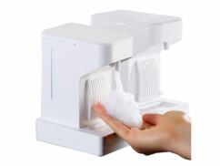 2 distributeurs électriques de savon mousse