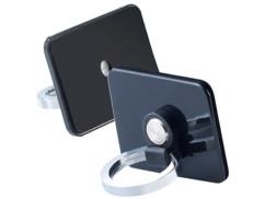 Lot de 2 supports légers Callstel pour appareils mobiles.