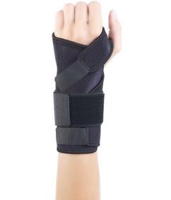 Orthèse de poignet gauche