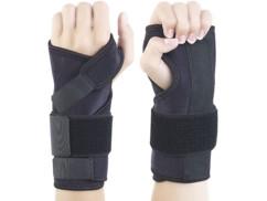 2 orthèses de poignet gauche