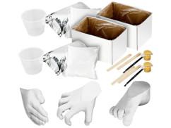 Deux sets de moulage pour empreintes 3D par Infactory.