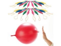 20 ballons Punch XXL