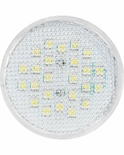 Ampoule 24 LED SMD High-Power GX53 blanc chaud