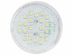 Ampoule 24 LED SMD High-Power GX53 lumière du jour