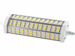 Ampoule 72 LED SMD High-Power R7S blanc chaud