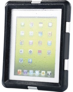Boîtier étanche pour iPad - noir