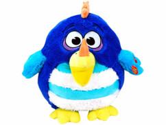 Peluche sonore Kookoo Birds - Bleu et turquoise