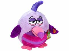 Peluche sonore Kookoo Birds - Violet et lilas