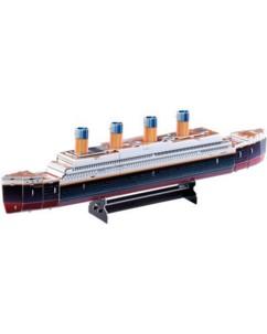 Puzzle 3D ''Titanic''