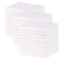 30 serviettes démaquillantes en microfibres