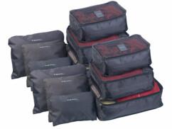 12 sacs à vêtements pour valise