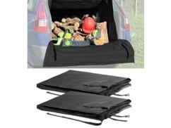 2 sacs de transport universels pour coffre de voiture - 1288 L