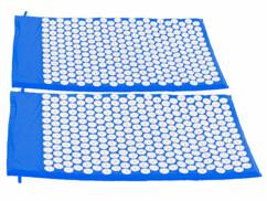 2 tapis d'acupression - 9075 points