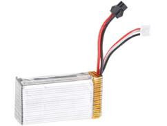 batterie supplémentaire pour drone hexacoptère gh-60 nx1340 simulus