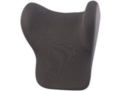 Coussin dorsal ergonomique en mousse.
