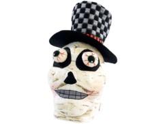 Crâne maléfique ''Baron Voodoo'' animé