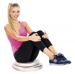 Disque de fitness électrique spécial hanches