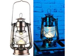 Lampe-tempête LED à intensité variable 200 lm / 3000 K / coloris bronze