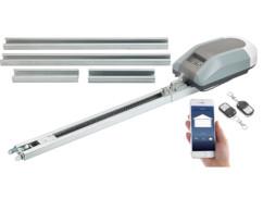 """Mécanisme pour porte de garage 1000N avec 2télécommandes et App """"GA-1015.App"""""""