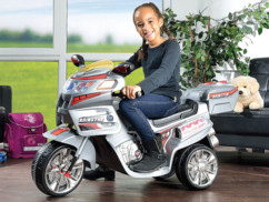 moto miniature électrique pour enfant playtastic