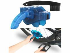 Nettoyeur de chaîne de vélo FKR-10 avec brosse et grattoir