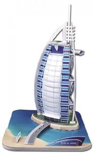 Puzzle 3D Burj al Arab de Dubaï