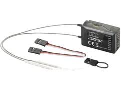Récepteur télémétrique RX705 pour drone QR-X350