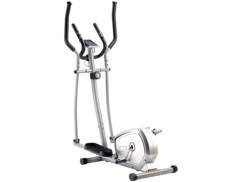 Vélo elliptique avec pulsomètre et frein magnétique