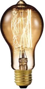 Ampoule à filament, look rétro XL - forme classique