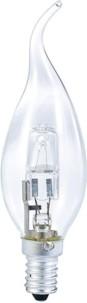 Ampoule halogène Bougie dimmable - E14 - 42 W - Blanc chaud