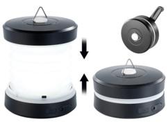 Lampe dynamo à LED avec fonction rechargement