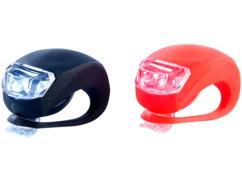 Lot de 2 mini-lampes LED de sécurité