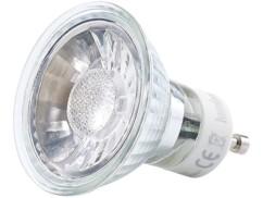 Spot à LED COB GU10 - Blanc
