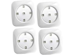 4 spots LED ''FlexiLight'' supplémentaires pour NC3867