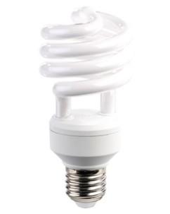 Ampoule photo spirale E27 / 23 W / 5400 K  - forme courte