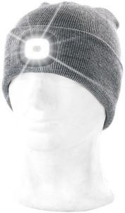 Bonnet à LED avant et arrière - Gris